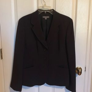 Ann Taylor Brown Blazer.